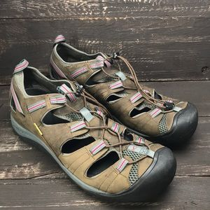 """Keen """"Arroyo Pedal"""" Cycling Sandals Size 15"""